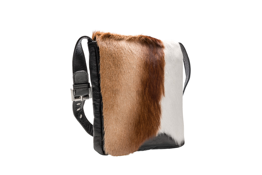 Tassen Koeienhuid : Leren tassen van springbok archives kleding winkelen